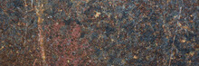 Texture Of Rusty Metal
