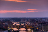 Ponte Vecchio, Florenz, Italien