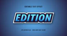 E-sport 3D Text Effect, Editab...
