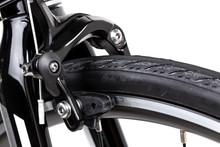 Detail Of Bicycle Brake Caliper