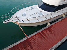 Unbranded Boat Achored Near A ...