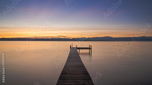 Fotomural  Starnberger See