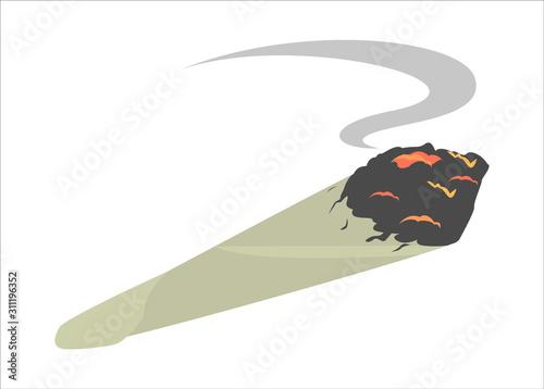 Fototapeta Joint vector isolated
