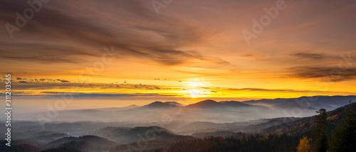Photo Sunset