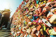 The Love Of Chains In Namsan T...