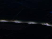 제주도 평야 밤풍경