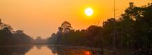Siem Reap Cambodia Srah Srang ...