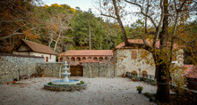 Saint John Monastery On Cyprus...
