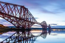The Forth Road Bridges