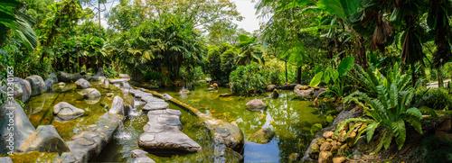 Perdana Botanical Garden, Kuala Lumpur, Malaysia Canvas Print
