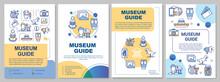 Museum Guide Brochure Template...