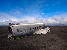 Wreck Of A US Military Plane C...