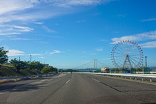 淡路島の高速道路
