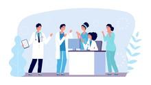 Medical Consultation Concept. ...