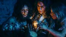 Tribe Of Prehistoric, Primitiv...