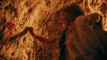 Primitive Prehistoric Neandert...