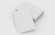 Playing Cards Mockup Deck Of P...