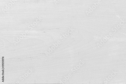 Cuadros en Lienzo White soft wood texture background for design and decoration.