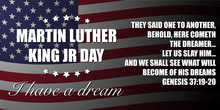 Martin Luther King Junior Day ...