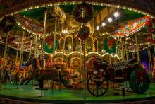 Beautiful Big Christmas Carous...
