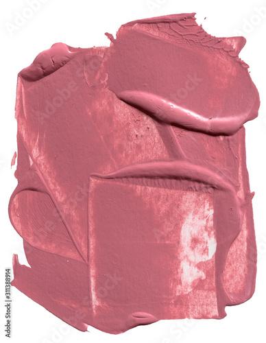 Photo Acrylic texture paint stain Illustration
