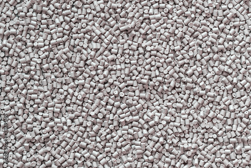 Fotomural Gray polymer dye in granules, background texture