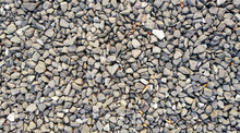 Background Of Small Gravel Sto...