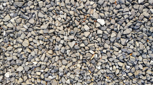 Fotografie, Obraz background of small gravel stones