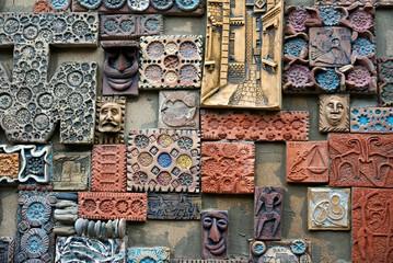 Baku Streetart Kunst