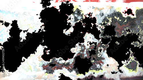 Fototapety, obrazy: abstract colorful festive decoration. Shining pattern background