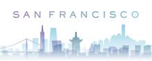 San Francisco Transparent Laye...