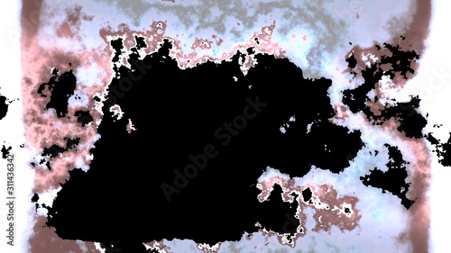 Fototapety, obrazy: Creative abstract background. Glowing texture. Shining pattern