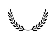 Laurel Wreath Vector Award Bra...