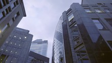Reveal Shot Of The St Mary Axe...