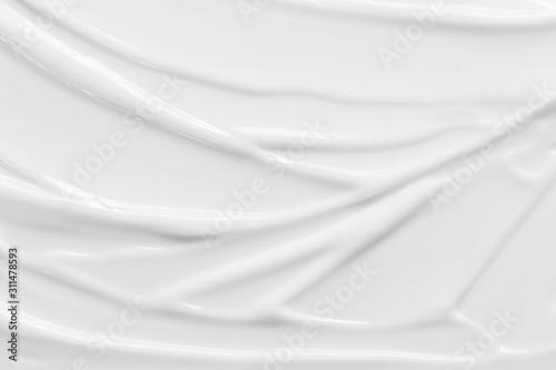 Fotografia Beauty cream texture