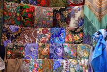 Russian Traditional Shawls
