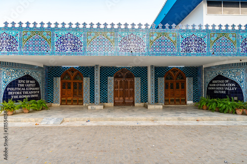 Fototapety, obrazy: Hyderabad Sindh Museum 04