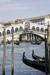Venedig, Rialto Brücke, Ponte de Rialto, Italien, Venetien