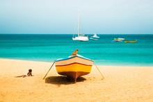 Cabo Verde Islands  Sunny Trop...