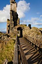 Castle Sinclair Girnigoe - III...