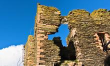Castle Sinclair Girnigoe - V - Caithness - Scotland