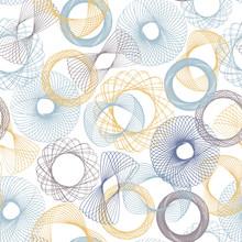Seamless Geometric Spirograph ...