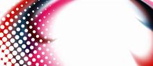 Trendy Abstract Wave Blur Patt...