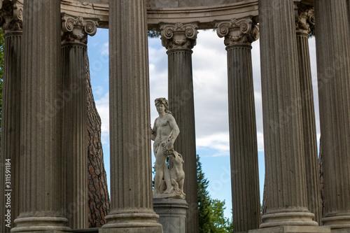 Photo temple of apollo
