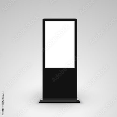 Fotografía Digital stand signage advertising banner lightbox