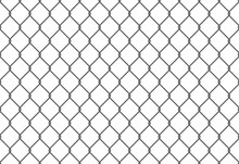 Seamless Metal Chain Link Fenc...