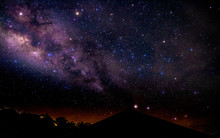 View Milky Way Galaxy With Sta...