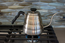 Making Pour Over Coffee With A...