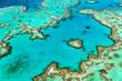 Leinwanddruck Bild - Great Barrier Reef.. Australia