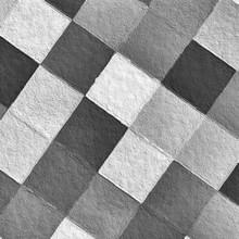 Black And White Geometric Patt...
